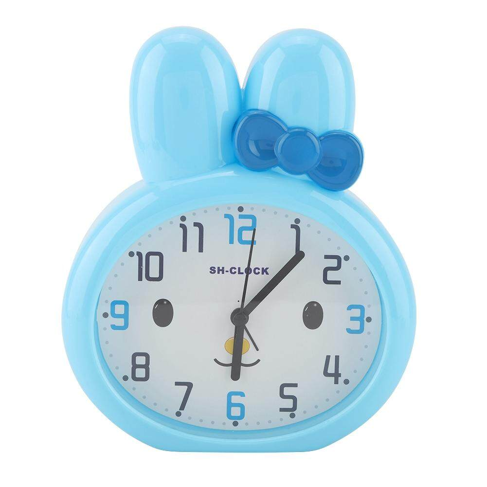 Cute Desk Table Bedside Alarm Clock Battery Operated Loud Alarm For Heavy Sleepers Kids By Sunflower564.