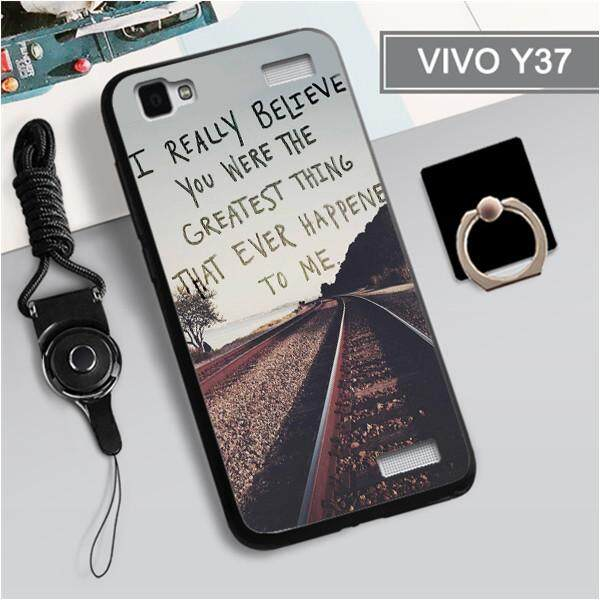 For Vivo Y37 New Cartoon Lovely Animals Tpu Soft Case Fashion Phone Case Cover Casing 3in1 By A Life Store.