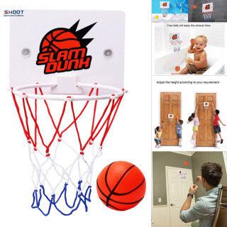 Trẻ Em Trẻ Em Bóng Rổ Nhỏ Hoop Đồ Chơi Hút Treo Tường Đứng Có Kèm Bơm Đồ Chơi Thể Thao Bộ Bắn thumbnail