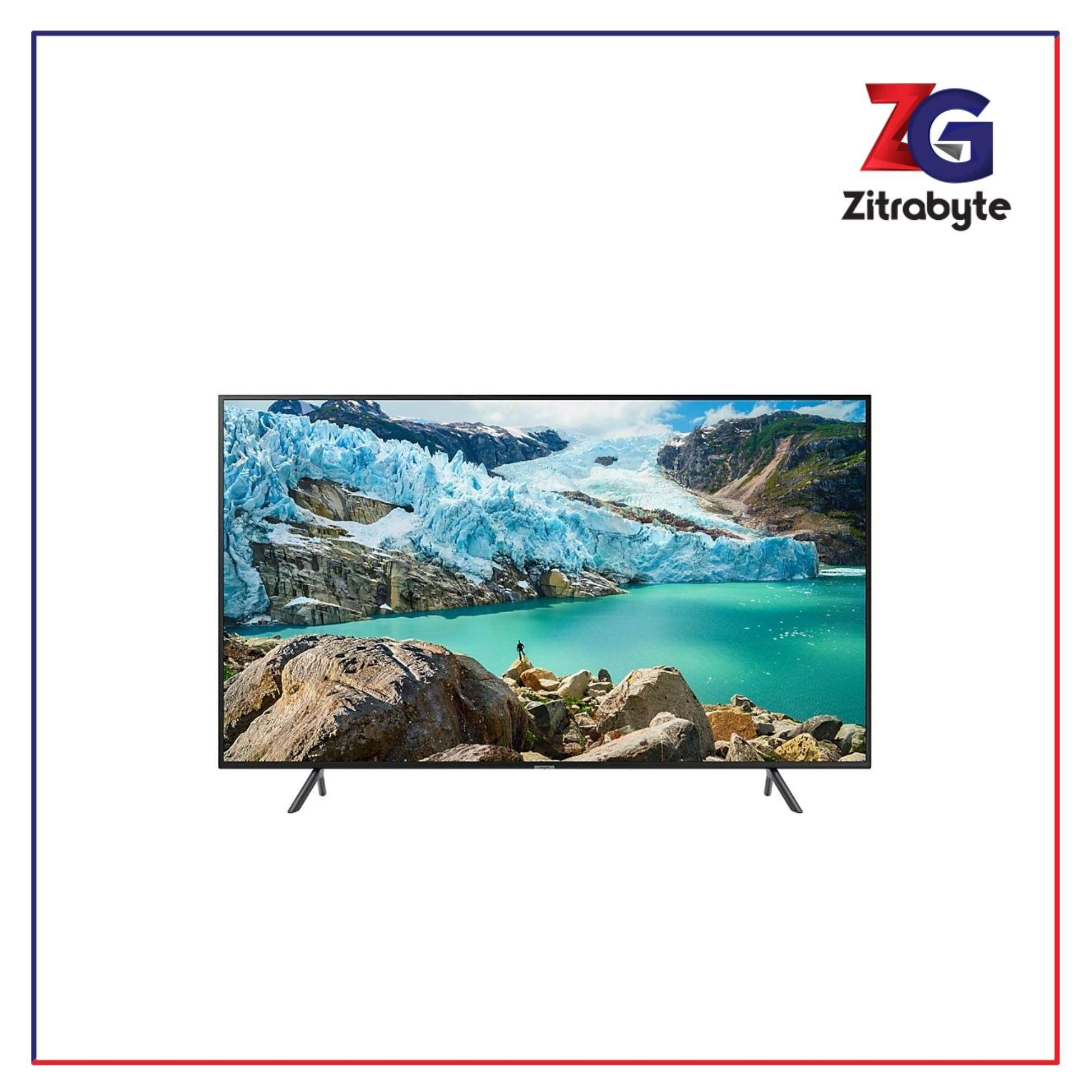 "Samsung 50""Inch 4K Smart LED TV UA50RU7100KXXM"