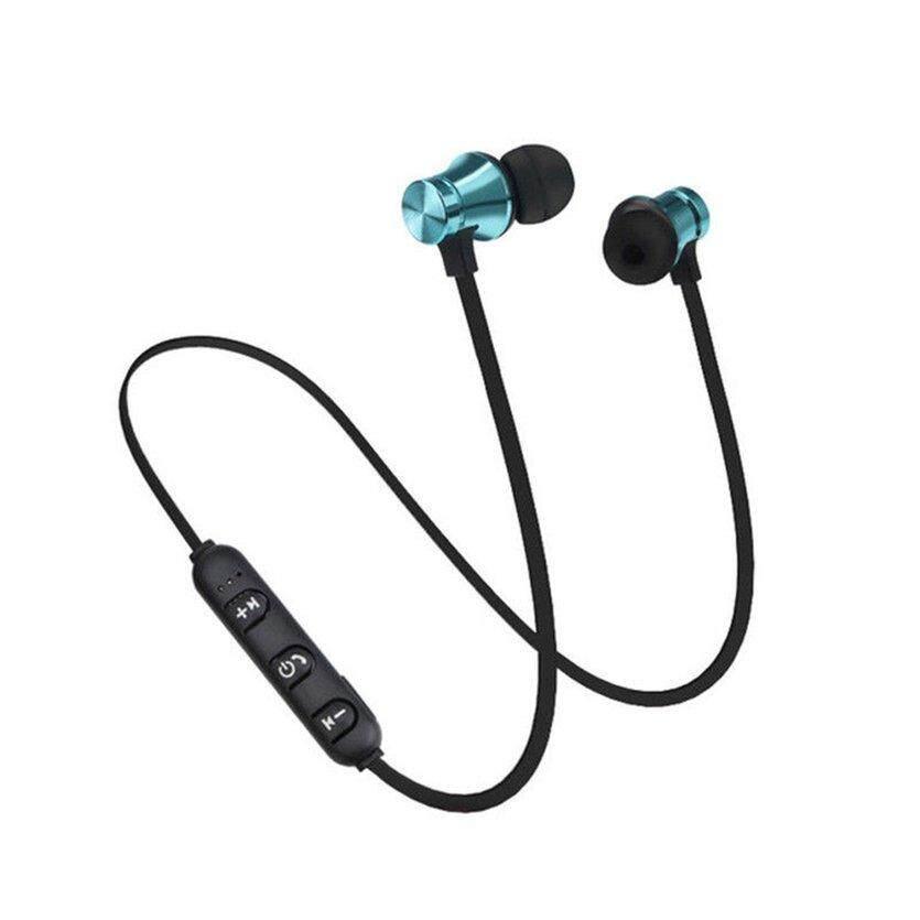 ĐẦU Wireles Bluetooth Tai Nghe Từ Tai Nghe Nhét Tai Chạy Thể Thao Tai Nghe có Mic
