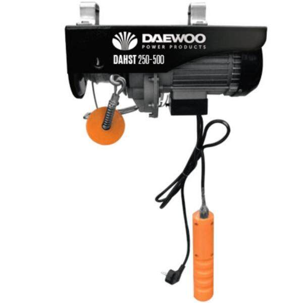 Daewoo DAHST250/500 Electric Hoist Max 500kg 1050w