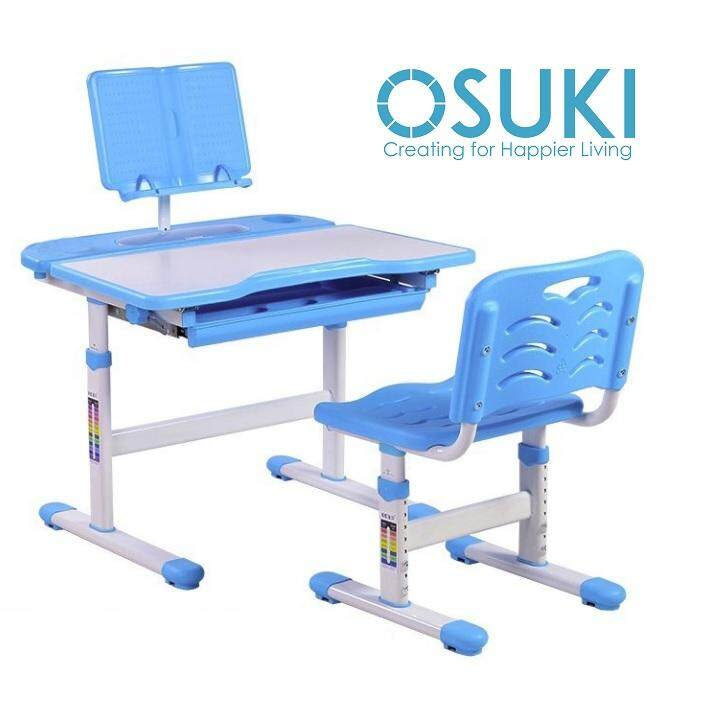 OSUKI Kids Study Table And Chair Set (3 in 1)