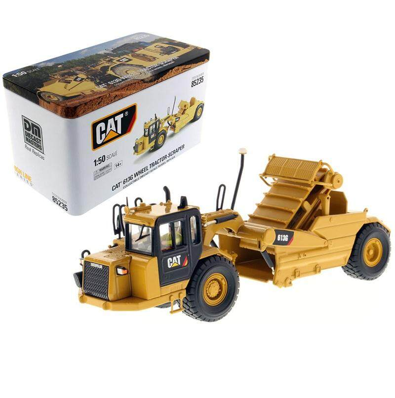 Cat® 613G Wheel Tractor Scraper 85235 Diecast Collection Construction  Series Toys for boys