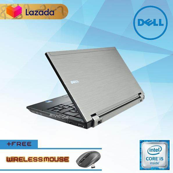 DELL LATITUDE E6410 - CORE I5 PROCESSOR/ 4GB RAM/ 320GB/ W10PRO  [REFURBISHED] [ LAPTOP ] GRADE A REFURBISHED