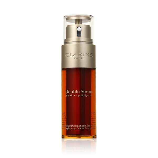 Buy Clarins Double Serum Hydric Lipidic System Complete Age Control Concentrate 50ml / 1.6oz Singapore