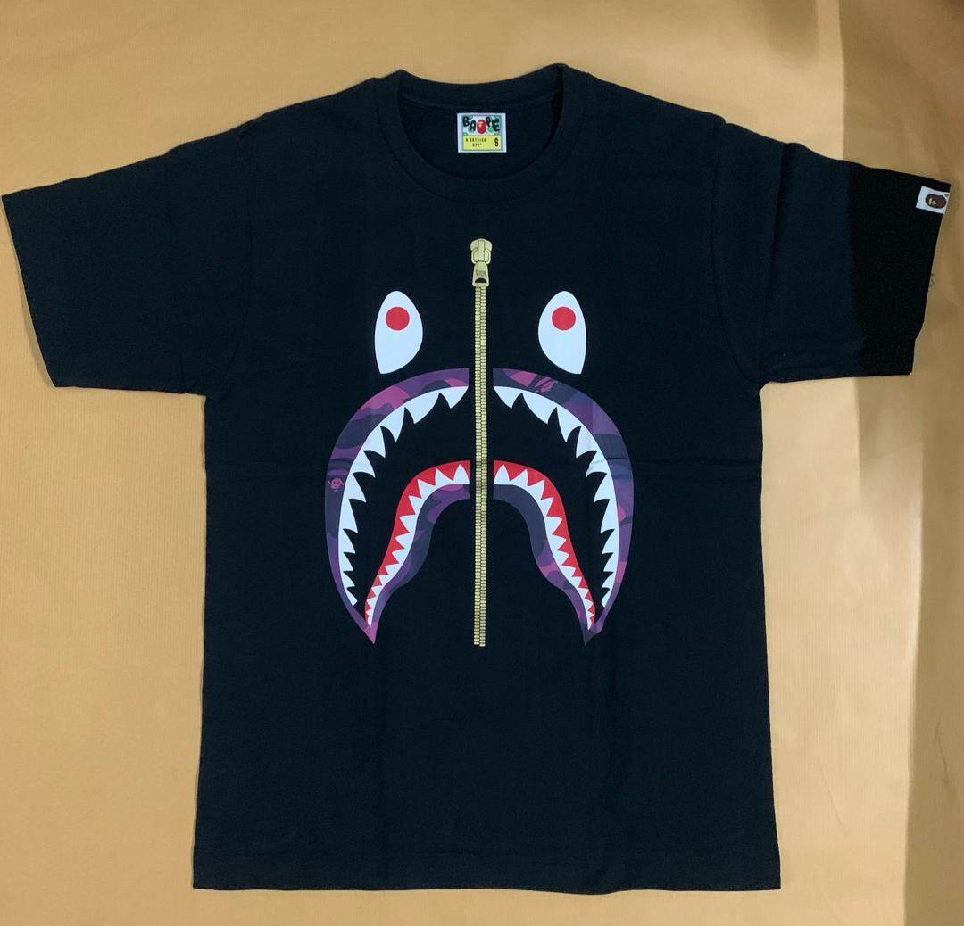 000986f2c A bathing ape Men's T-Shirts - T-Shirts price in Malaysia - Best A ...