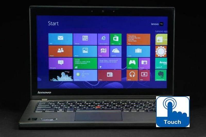 Touchscreen Lenovo x240 intel Core i5-4300U 8GB RAM 240GB SSD 12.5 INCH Malaysia