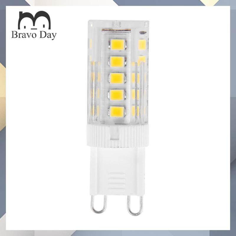 1 Bóng Đèn LED G9 Bóng Đèn Ngô Có Thể Điều Chỉnh Độ Sáng Nhỏ 5W Đèn Lò Nướng Thay Thế Tiết Kiệm Năng Lượng