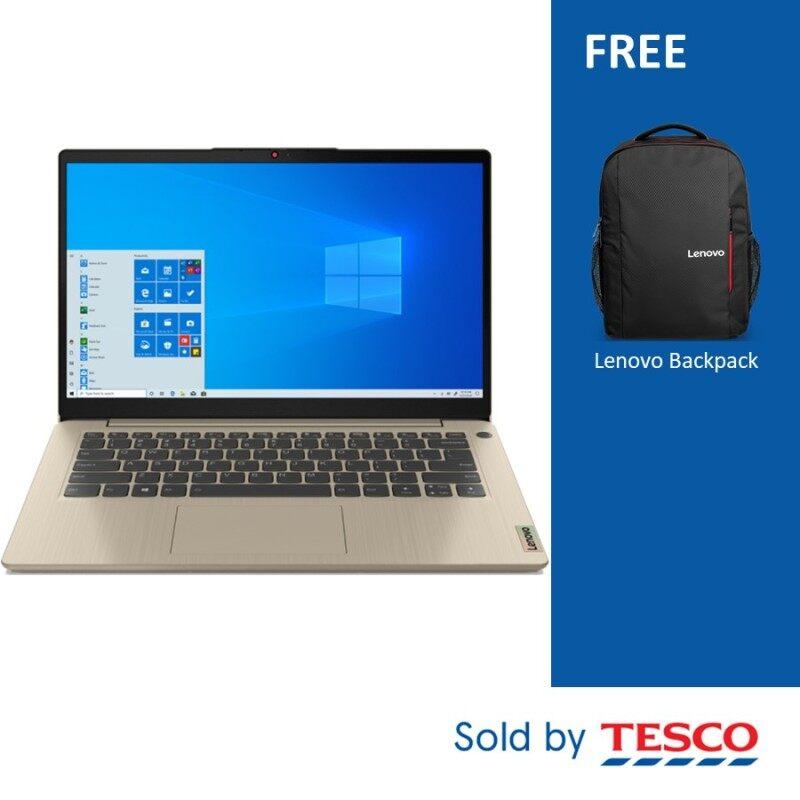 Lenovo IdeaPad 3 14ITL6 82H700D9MJ 14 FHD Laptop (I3-1115G4/ 4GB/ 512GB SSD/ Intel/ W10) Sand Malaysia
