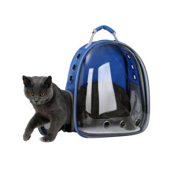 ♀Ba Lô Mang Chó Cưng Túi Trong Suốt Chó Mèo Đi Bộ Ngoài Trời Túi Du Lịch Pet Không Gian Túi Xách Tay Hình Viên Nang Túi Đựng Vật Nuôi