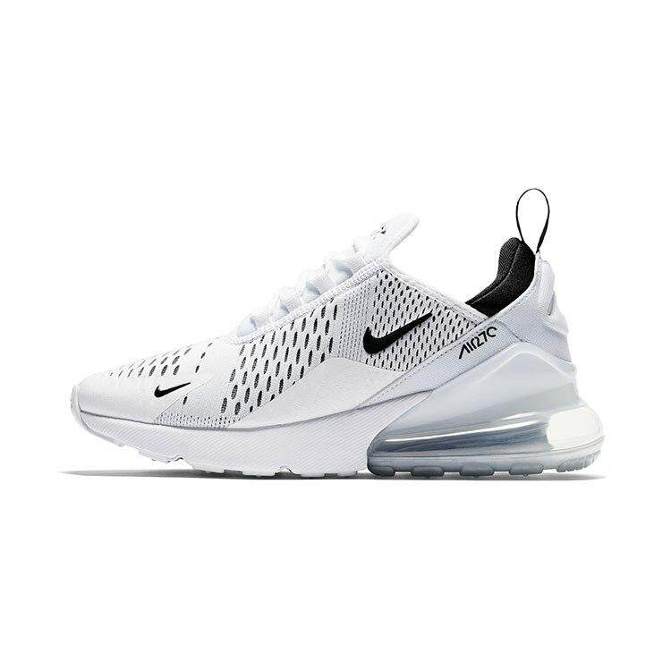 Original Authentic Nike_Air_Max 270 Mens Running Shoes Sneakers Sport Outdoor Comfortable Breathable Good Quality AH8050 Fashion Training Shoes