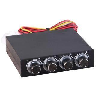 [Hàng Có Sẵn] Quạt CPU Máy Tính 4 Kênh Tốc Độ Điều Khiển, Bộ Điều Chỉnh Nhiệt Độ LED DC 12V thumbnail