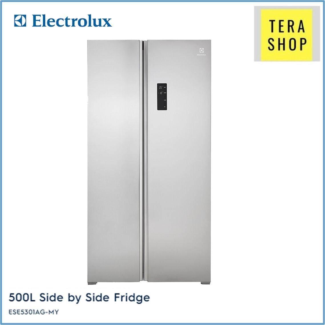 Electrolux Side by Side Fridge ESE5301AG / ESE5301AG-MY 541L NutriFresh Inverter