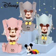 Địu Em Bé Disney Chính Hãng Eo Phân Túi Địu An Toàn Đeo Hông Cho Trẻ Sơ Sinh Công Thái Học 0-36 Tháng Du Lịch Ngoài Trời