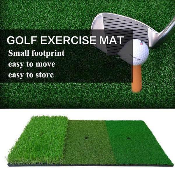 Thảm Tập Đánh Golf 30X60 Cm Trong Nhà Ngoài Trời THẢM TẬP GOLF Tri-turf Với Tees Lỗ Thực Hành THẢM TẬP GOLF Dụng Cụ Hỗ Trợ Huấn Luyện Chơi Golf Di Động