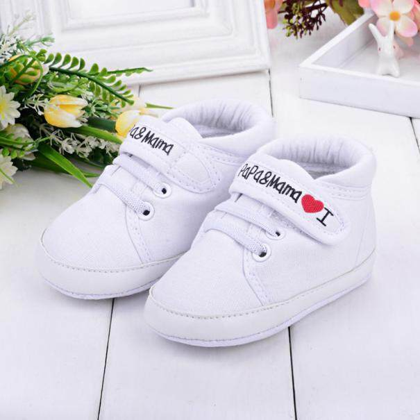 Free Shipping Baby Infant Kid Boy Girl Soft Sole Canvas Sneaker Toddler Shoes By Ralphshop.