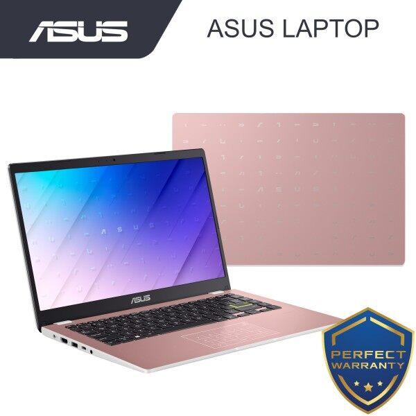 "ASUS laptop (E410M-ABV1204TS) intel celeron N4020 / 4GB RAM / 256GB SSD / 14"" HD/ MS OFFICE / 2 YEARS WARRANTY Malaysia"