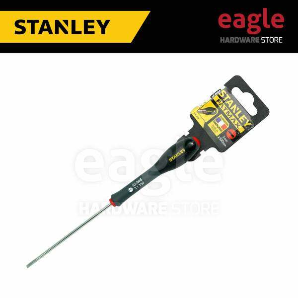 Stanley 65-008-14 3mm x 100mm Slotted Screwdriver ( Made In France )