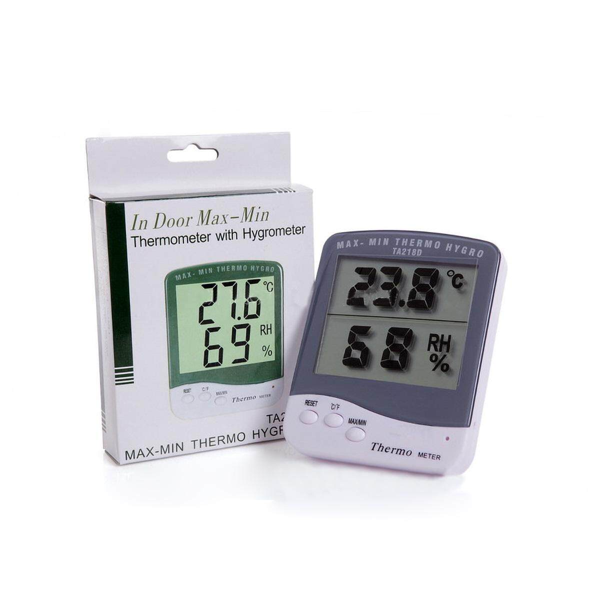 Thermometer Large Screen Display Electronic Thermometer And Hygrometer Thermometer Hygrometer