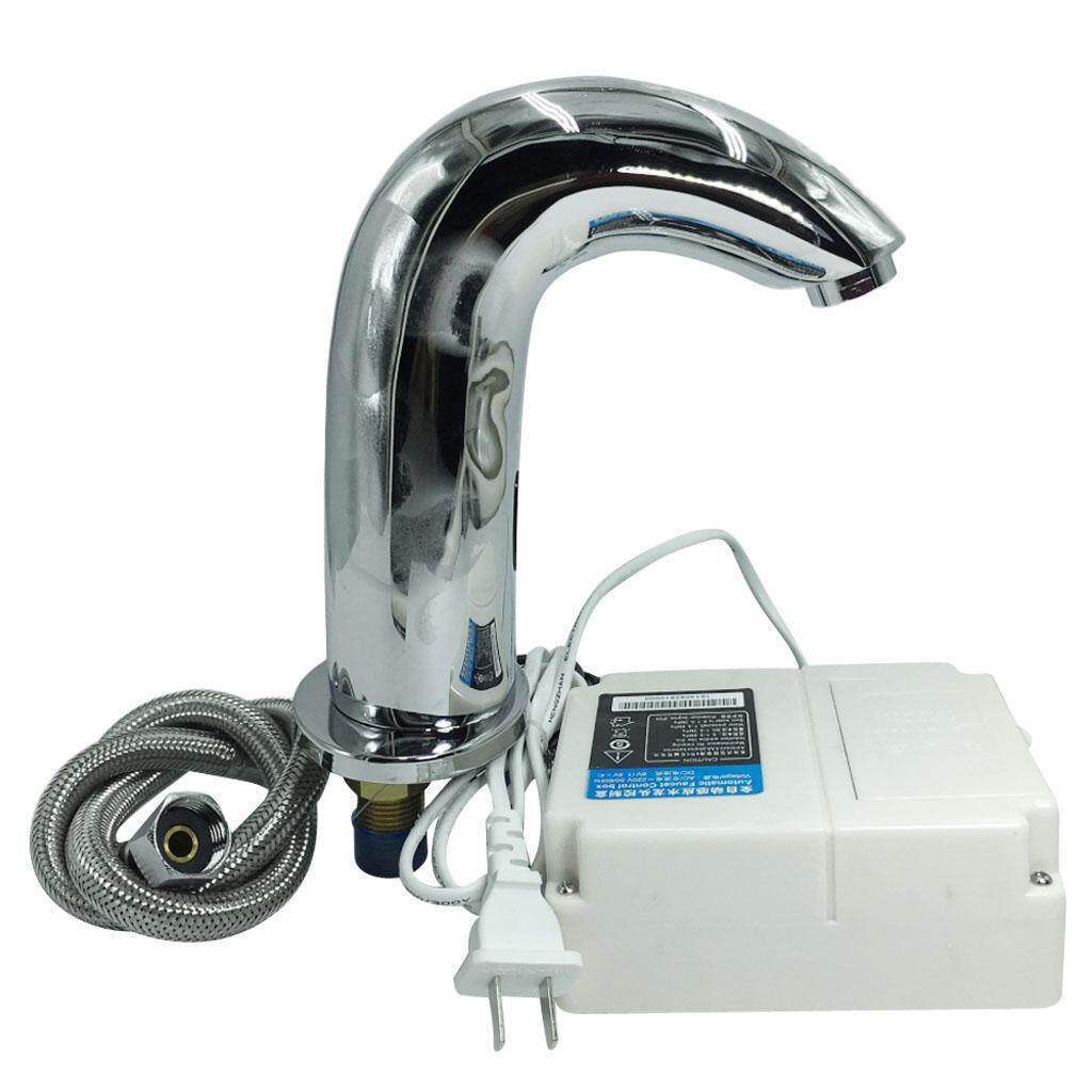 Blesiya Sensor Faucet All in one Automatic Touchless Sensor Faucets PA-8179 AC/DC