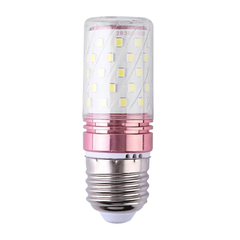 Bóng Đèn LED Ngô E27 220V Bóng Đèn Góc 360 Độ Thay Thế Đèn Trắng
