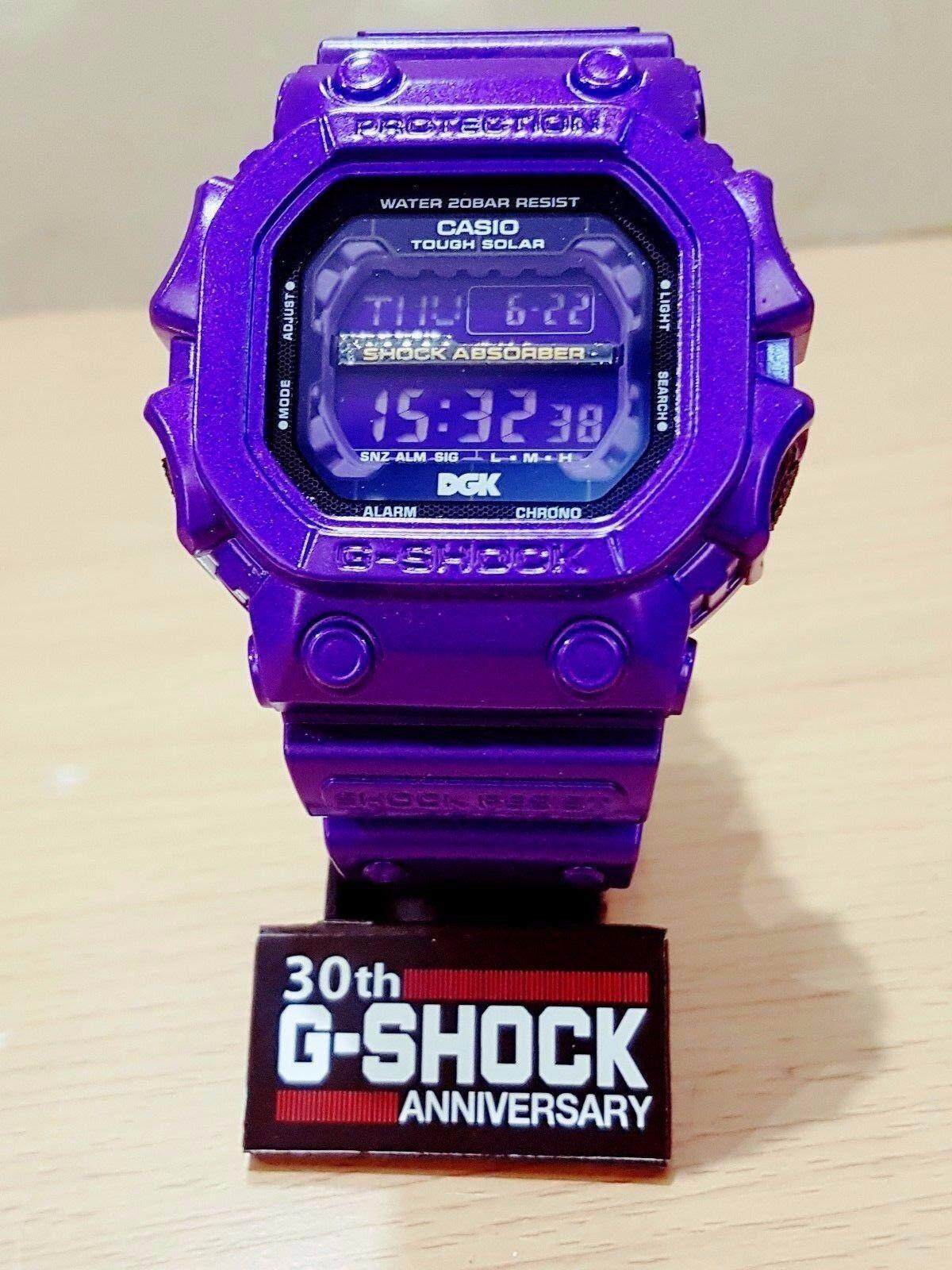 ♕LOCAL STOCK!!!♕ G SPORT GX56 DIGITAL WATCH IN PURPLE HIP HOP Malaysia