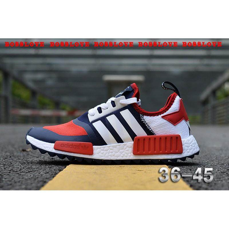 low priced 58fde 635a5 Adidas NMD Sao Paulo R1 BOOST COLOURBOOST men women Sports shoes 0112