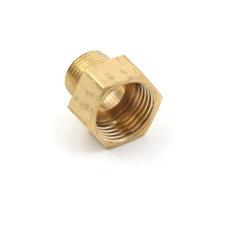 1/2 Bsp Female X 3/8 Bsp Male Thread Connection Brass Pipe Fitting Adapter Free Shipping Dragon Store By Dragon Store.