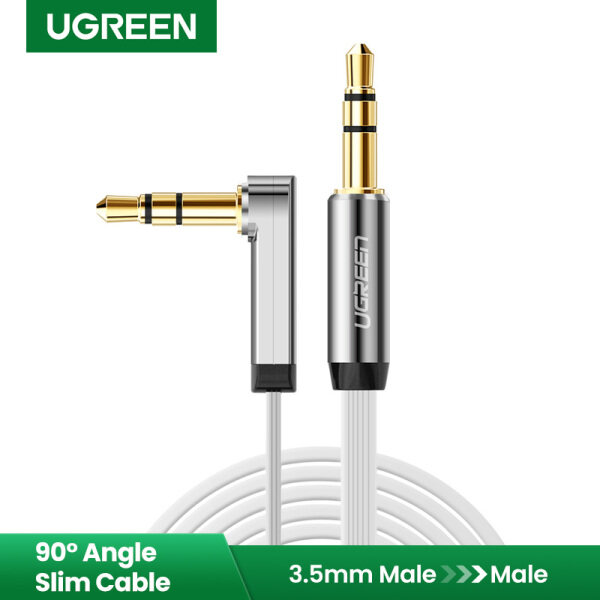 UGREEN AUX Cable Jack 3.5mm Audio Cable 3.5 mm Jack Speaker Cable Singapore