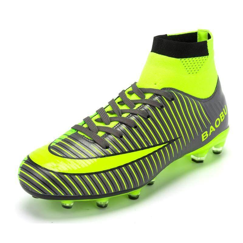 รองเท้าฟุตบอลผู้ชายรองเท้ากีฬารองเท้าฟุตซอลรองเท้ากีฬารองเท้ารองเท้าสำหรับชาย By Riney.