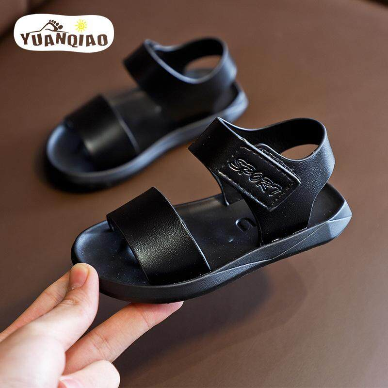Yuanqiao Children Sandals New Baby Toddler Shoes Girls Boy Sandals By Yuanqiao.