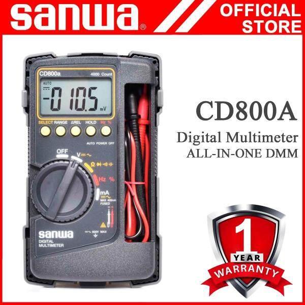 Sanwa CD800A Digital Multimeter