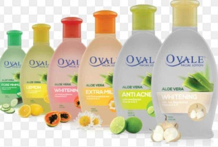 OVALE FICIAL LOTION TONER EXTRA MILD 200ML