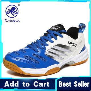 Giày Cầu Lông Bạch Tuộc Chất Lượng Cao, Người Đàn Ông Của Giày, Giày Tennis Tập Luyện Chuyên Nghiệp Mới, Nhẹ Và Thoáng Khí, Giày Thể Thao Nam Nữ 48 Chống Sốc 47 Chống Trượt Cỡ Lớn 46 thumbnail