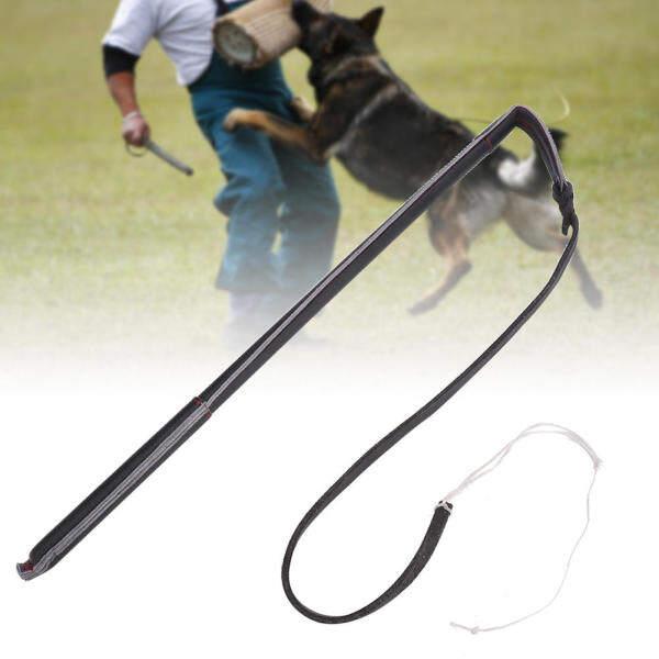 Da Bò Nhân Tạo Chó Khuấy Whip Bat Có Tay Cầm Cho Phụ Kiện Huấn Luyện Chó Trung Bình Lớn