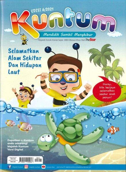Majalah KUNTUM Edisi 6/2021 Malaysia