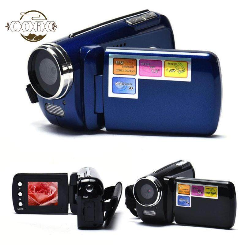 Handheld Home Digital Video Camera Camcorder DV 16x Digital Zoom HD 1080P  Night Vision Recording Camera