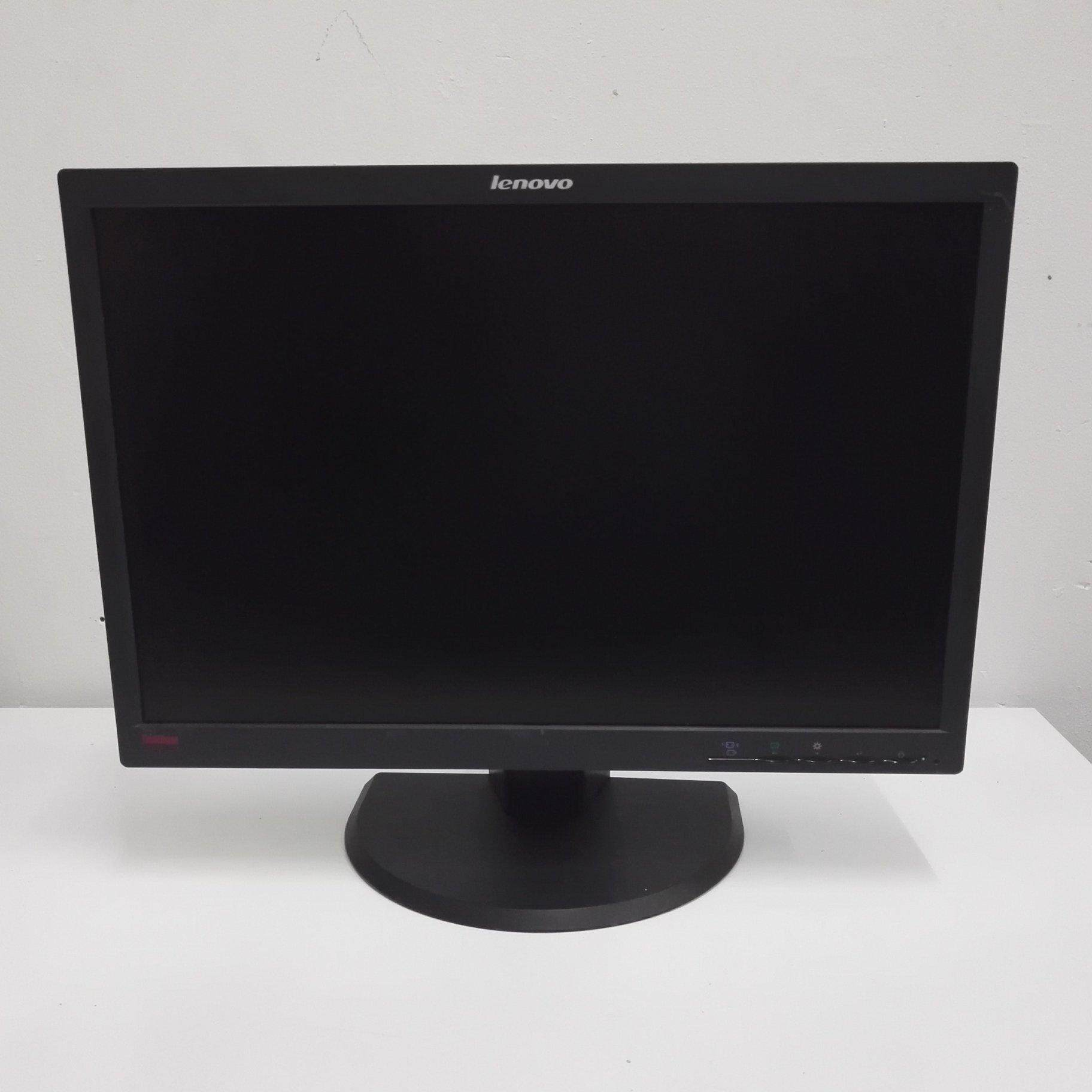 Branded 22 Inch Widescreen Monitor (a Grade) By Rentsave.