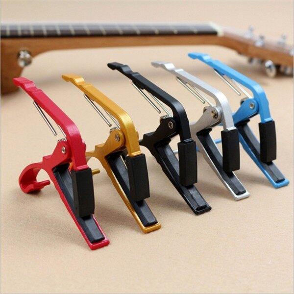 Thay Đổi Nhanh Chóng Kẹp Phím Capo Acoustic Electric Guitar Cổ Điển