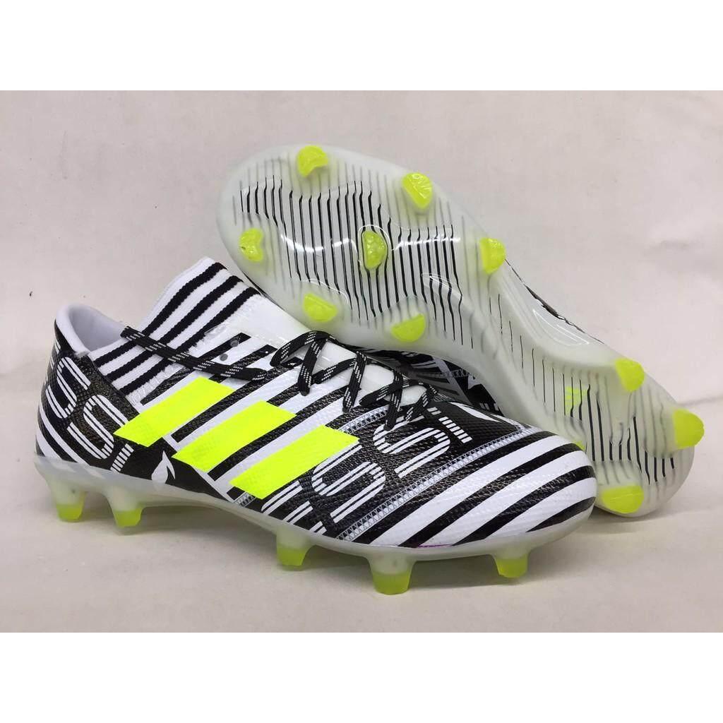 8ba74bda1 Adidas original Nemeziz 17.1 FG messi for men football Leather soccer boy  shoes