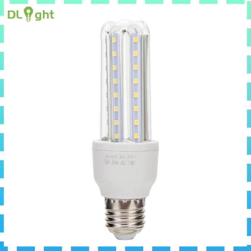【Dlight】48 LED E27 Bóng Đèn Ngô Trường Học Phòng Tiết Kiệm Năng Lượng Đèn Trắng