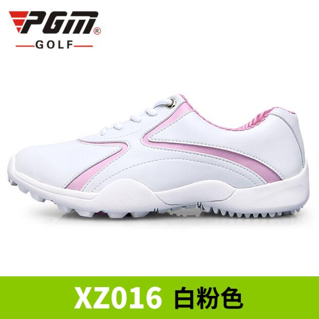 Giày Golf PGM Chính Hãng Giày Của Phụ Nữ Giày Đế Mềm Thoáng Khí Chống Nước Gắn Đinh Cố Định giá rẻ