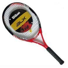 ❇◊ Wilson Nam Chính Hãng Và Nữ Sinh Viên Đại Học Tất Cả Các Vợt Tennis Carbon Người Mới Bắt Đầu Bộ Thực Hành Chung