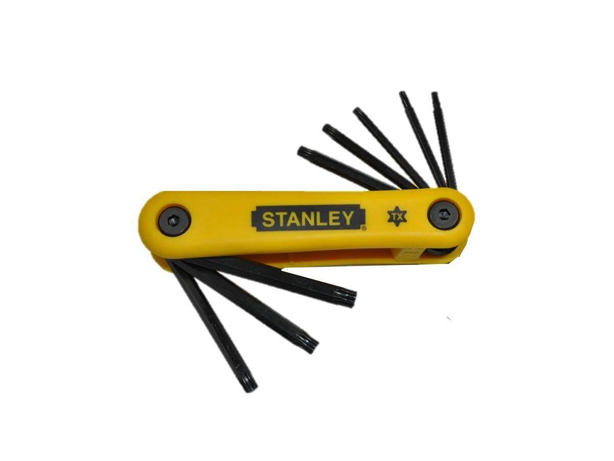 69-263 8p T9-T40 Stanley Folding Torx Hex Key Set