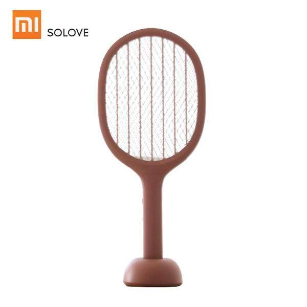 Xiaomi EcoChain Solove P1 Electric Mosquito Home Electric Fly Mosquito Swatter Mosquito Killer Bug Racket Insects Killer USB Charging