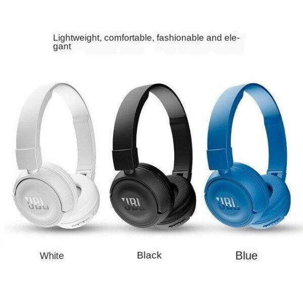 JBL T450bt Wireless Bluetooth Headset Headset Subwoofer Mobile Computer Desktop Game Headset for Conversation Singapore