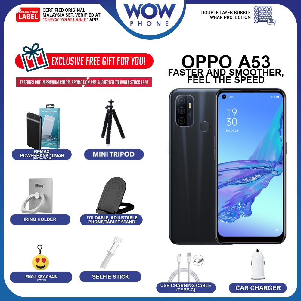 Spesifikasi dan harga Oppo A53 2020 di Malaysia - TechNave BM