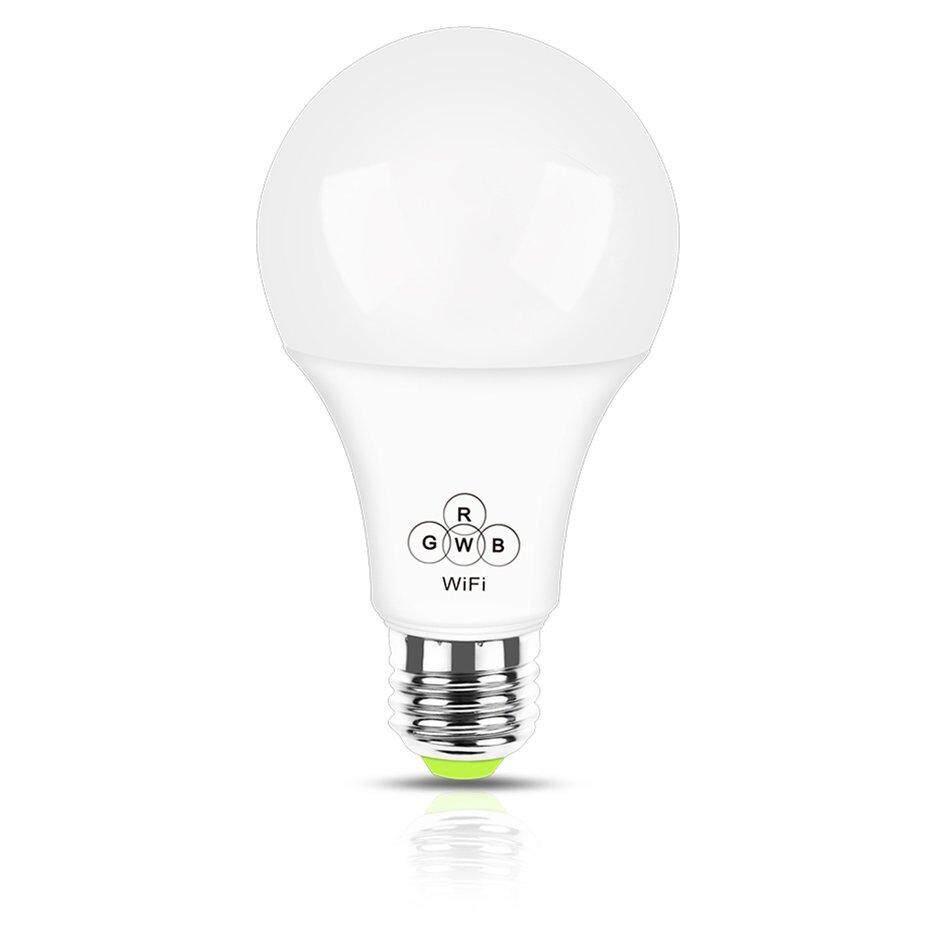 Era 6.5 W Bohlam WIFI Pintar RGB Dapat Redup Bohlam LED Aplikasi Pengendali Jarak Jauh Bangun Pagi Lampu