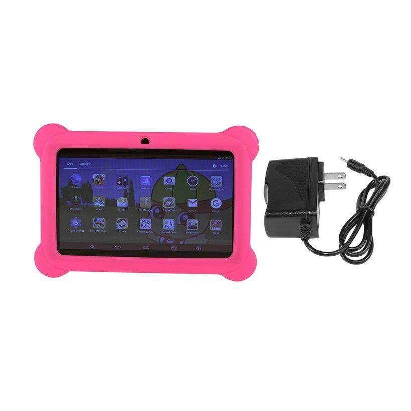 CELE Q88 7inch Children Tablet 1G+8GB A33 Quad Core Android 4.4 Tablet PC 0.3MP